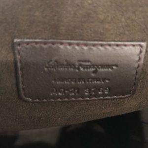 Salvatore Ferragamo Bags - Salvatore Ferragamo Leather Bag